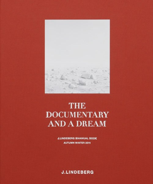 The Documentary and A Dream | J.Lindeberg Biannual Book Fall/Winter 2011