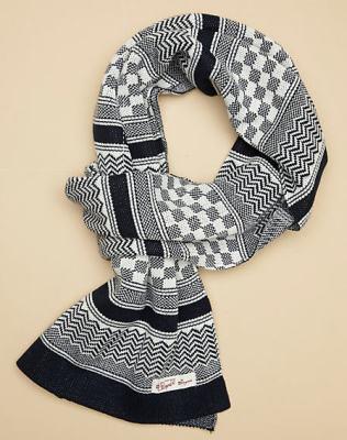 original-penguin-jacquard-scarf-noodler-navy-fw-2011