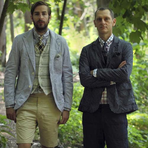 Engineered Garments Spring/Summer 2012 Lookbook