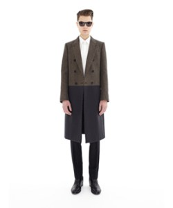 Balenciaga Fall/Winter 2012 Men's Collection, Paris Fashion Week