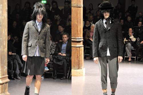 Comme des Garcons Fall/Winter 2012 Men's Paris Fashion Week