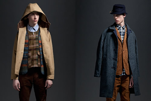 Woolrich Woolen Mills Fall/Winter 2012 at Milan Fashion Week