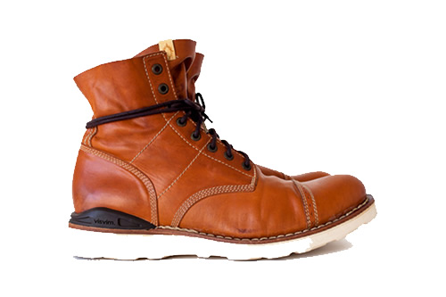 visvim Virgil Cantor-Folk Boot F.I.L. for Spring/Summer 2012