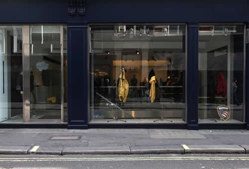 C.P. Company Opens London Flagship Store