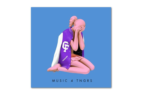 Chester French MUSIC 4 TNGRS Album