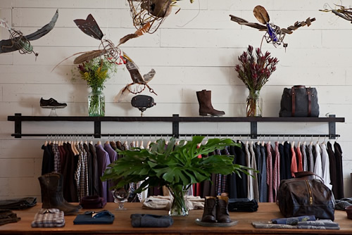 Now Open | Billy Reid Austin Store