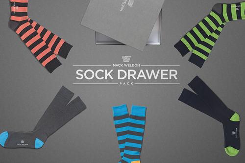 The Gift | Mack Weldon 'Sock Drawer' Pack