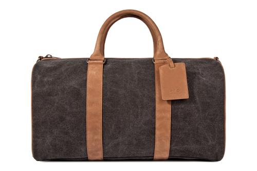 A.P.C. Black Sac De Voyage Bag