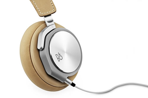 BeoPlay H6 and H3 Headphones
