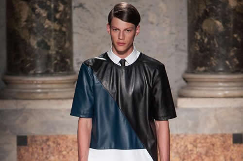 Les Hommes Spring/Summer 2014 Collection