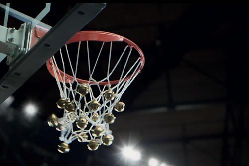NBA 'Jingle Hoops' Video