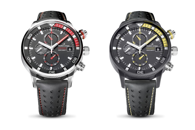 maurice-lacroix-pontos-s-supercharged-watch-yellow-red-baselworld-2014-1