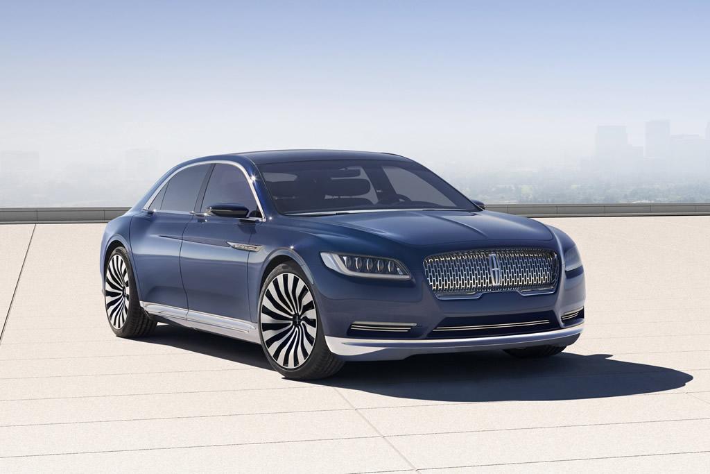 Lincoln Continental Concept - Por Homme - Contemporary Men's ...