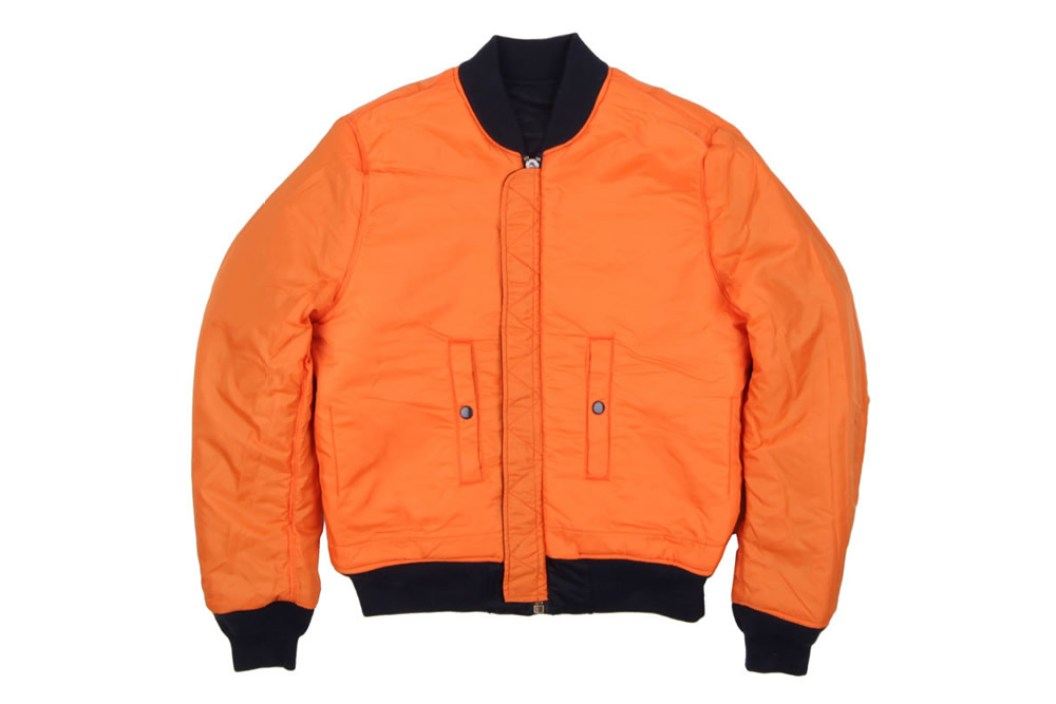 Billionaire Boys Club x Alpha Industries NASA MA-1 Flight Jacket ...