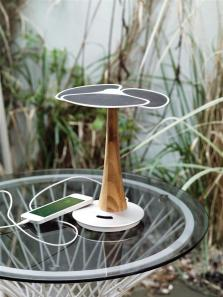 Ginkgo Solar Tree Charger 5