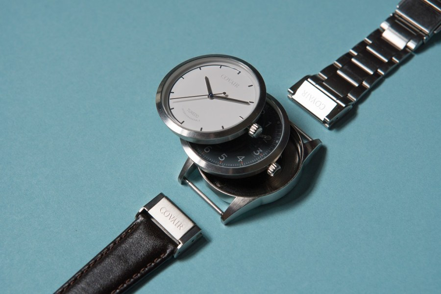 covair-introduces-interchangeable-watches-with-quick-change-straps-1