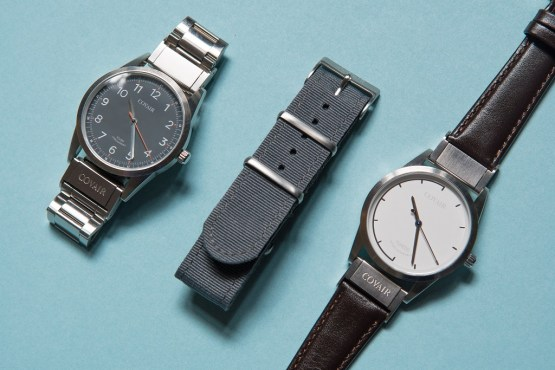 covair-introduces-interchangeable-watches-with-quick-change-straps-3