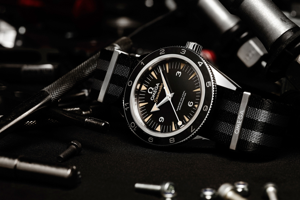 Introducing James Bond's Newest Watch – The Omega Seamaster 300