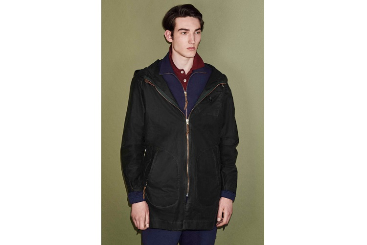 aaa4cd39af2d Nigel Cabourn x Fred Perry Fall Winter 2015 Collection