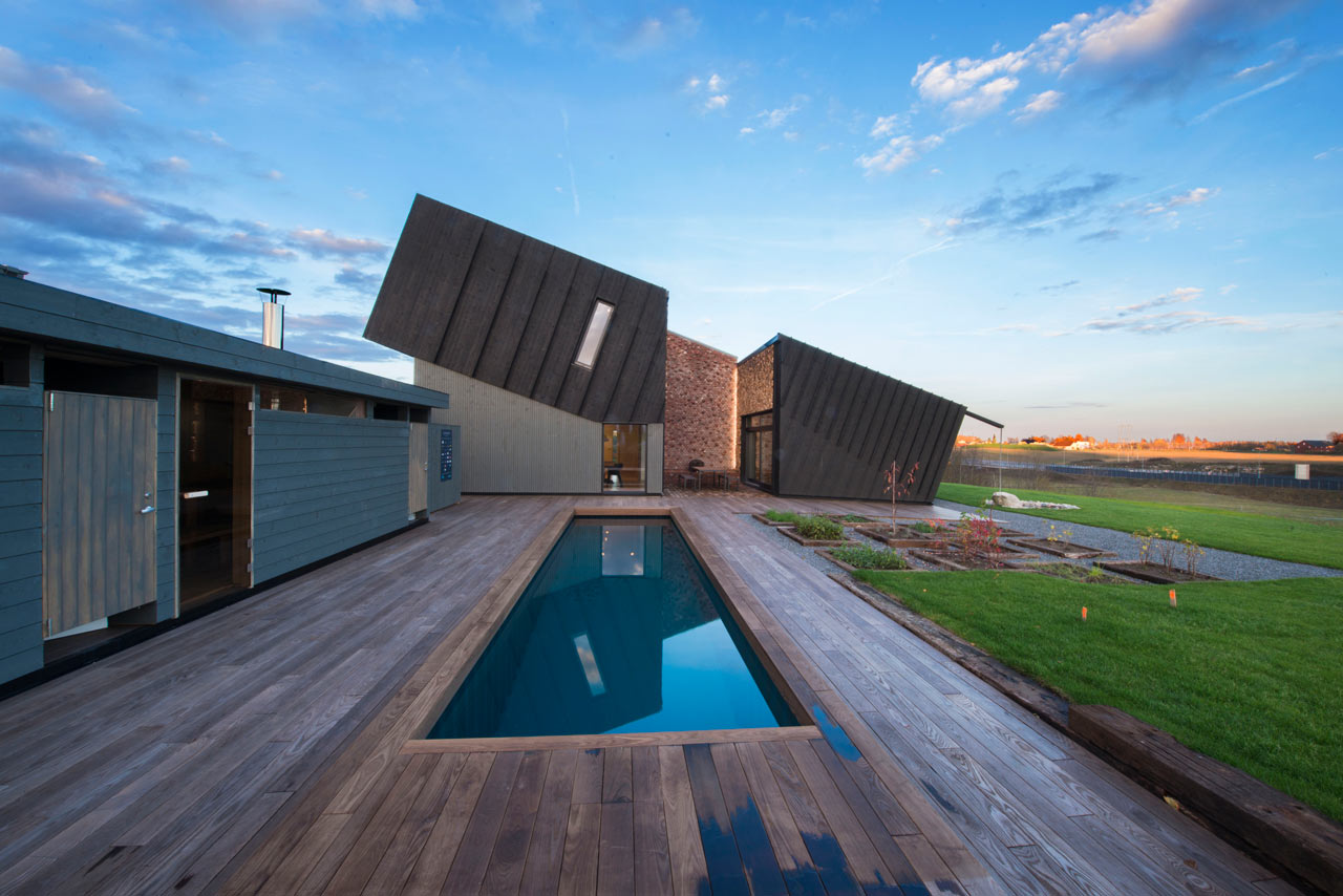 Plus House Larvik Award Winning Comfort And Sustainability