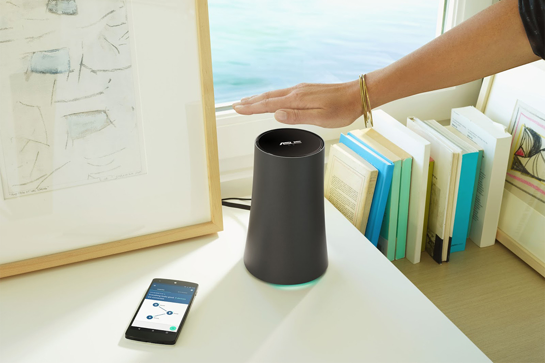 Google Releases an Upgraded ASUS OnHub Wi-Fi Router