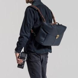 Bleu de Chauffe Reflex Photographer's Bag-07