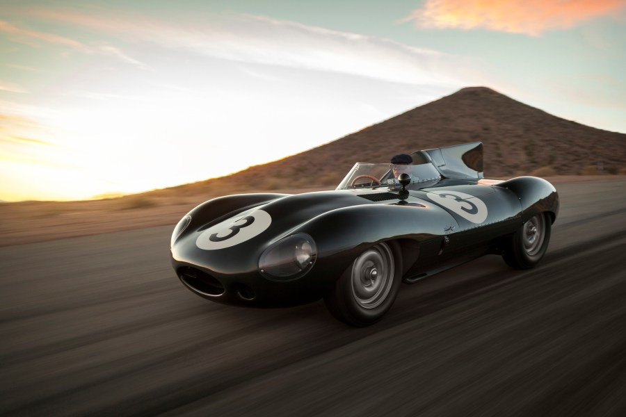 For-Auction-Rare-1956-Jaguar-D-Type-Works-Long-Nose-01