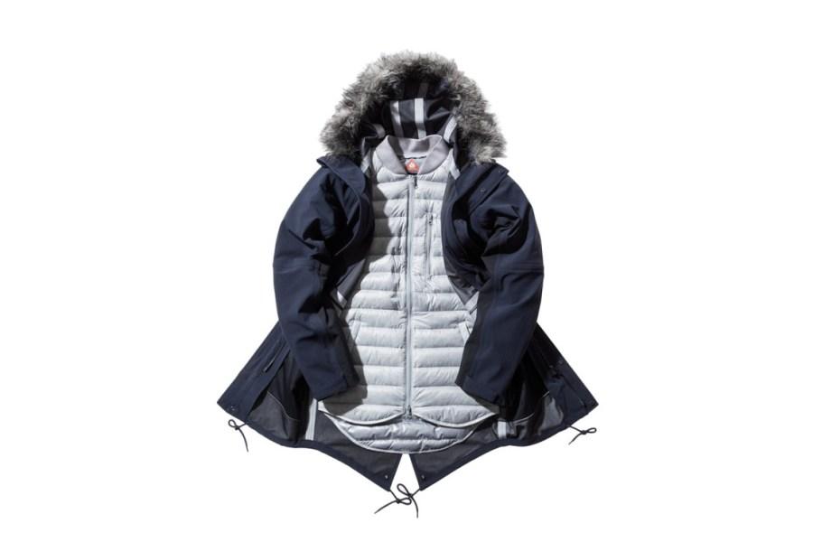 KITH x Columbia Sportswear Exeter Down Parka-01