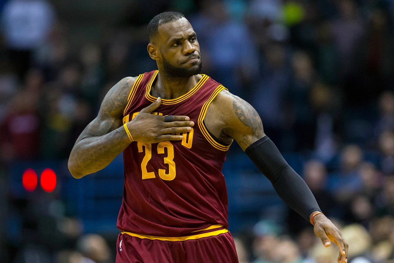 Nike's Latest Lebron James Contract Seals a Lifetime Deal With the NBA Superstar