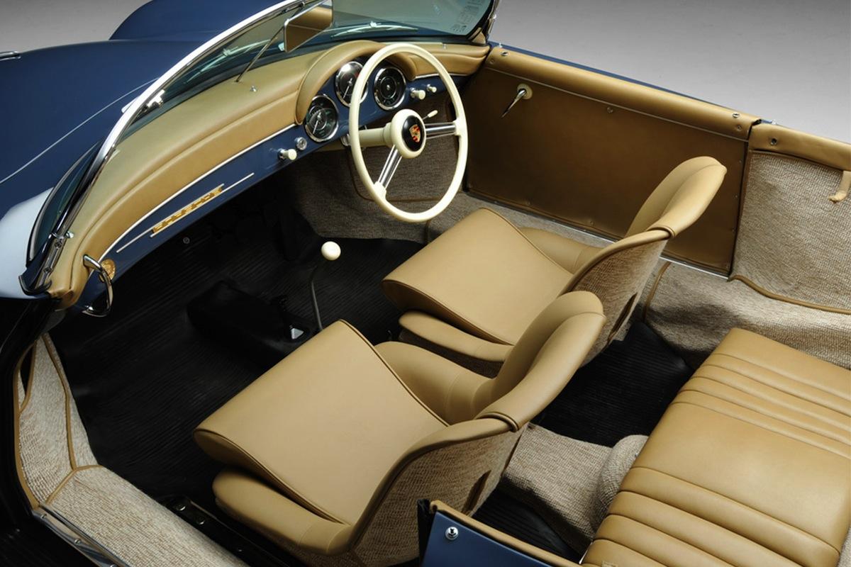 1957 Porsche 35A- 4