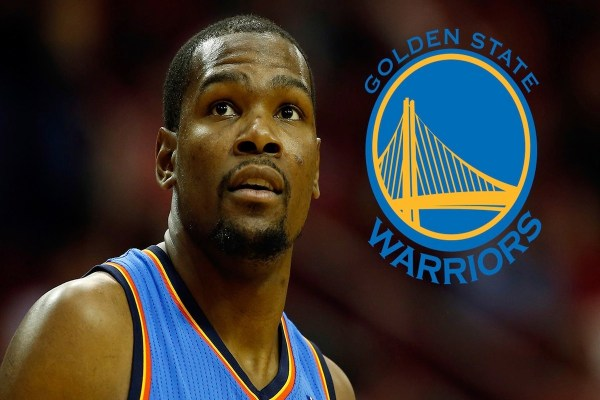 Kevin Durant to Sign With Golden State Warriors - Por ...