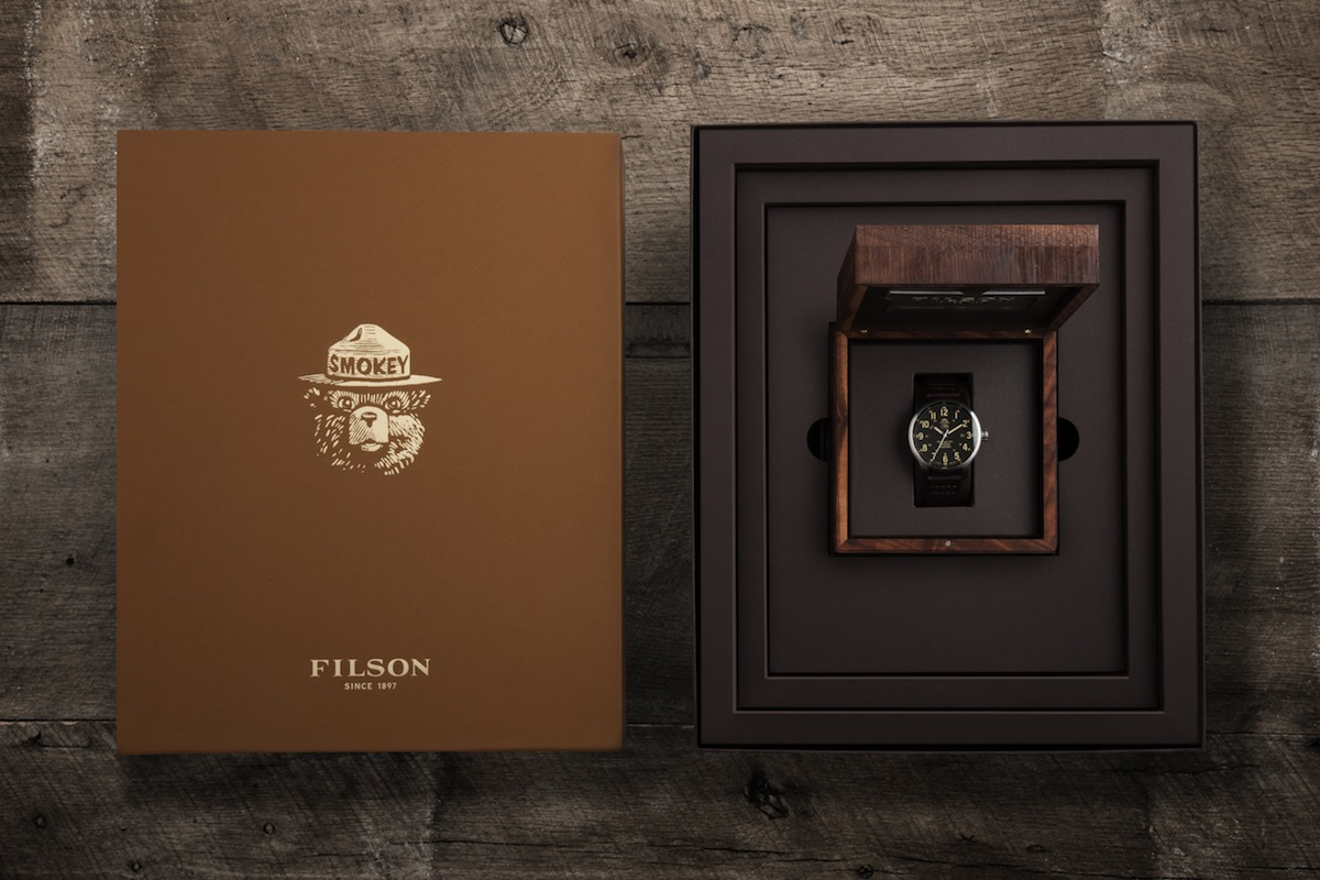 Filson Smokey Bear Watch 3