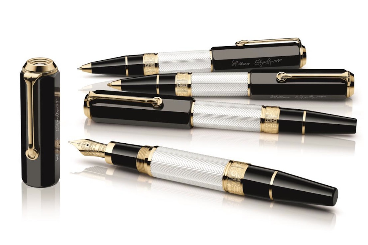 Montblanc Shakespeare Edition 5