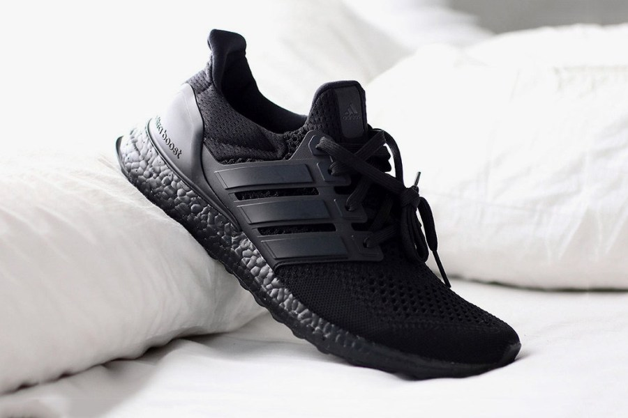 c326267fc The adidas UltraBOOST  Triple Black  is Officially Releasing Next Month