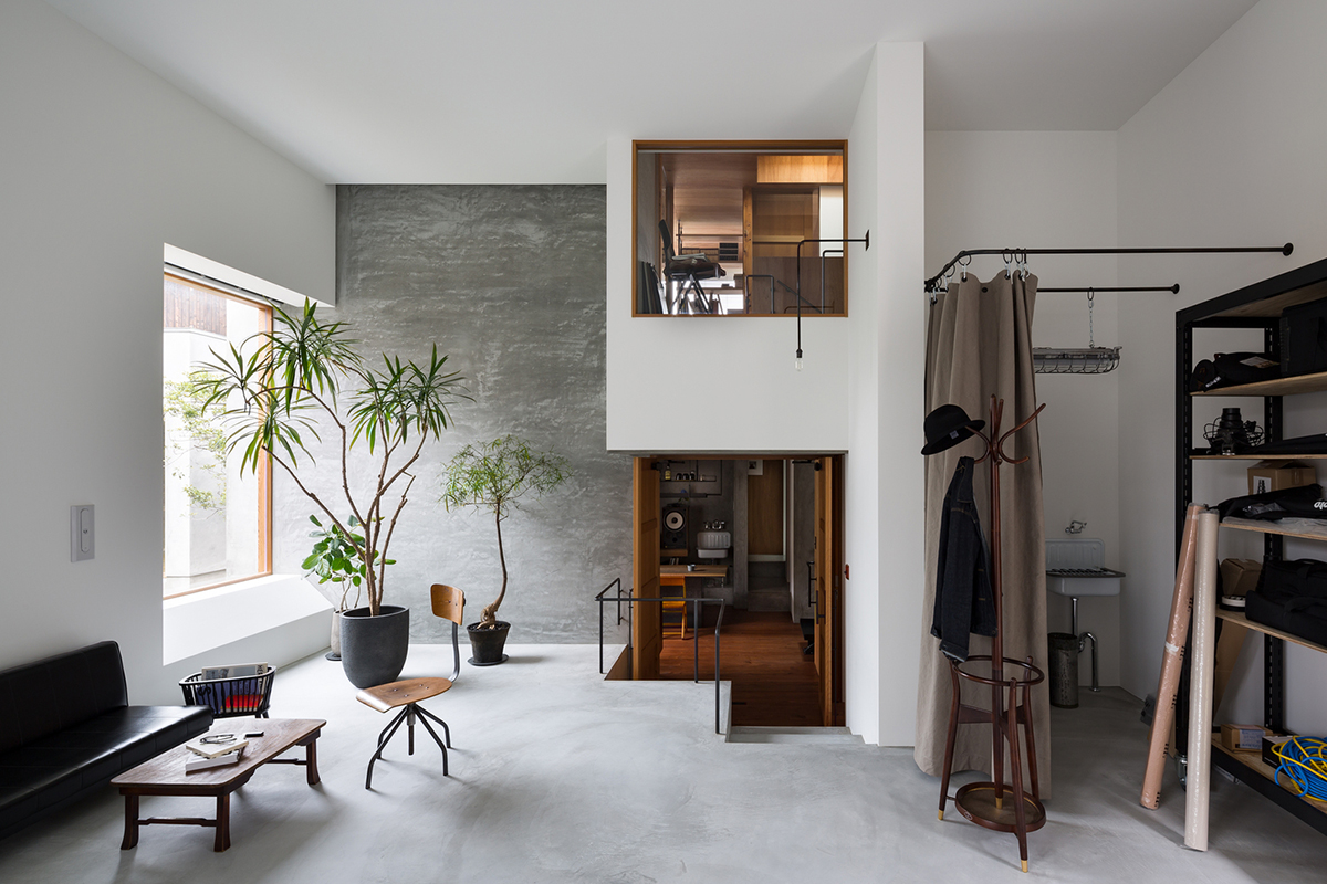Homes archives por homme contemporary men 39 s lifestyle for Minimalist living japan