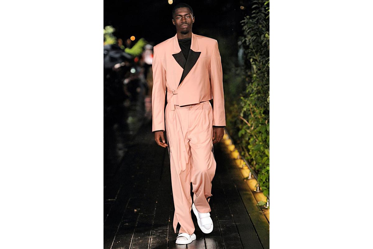 Pyer Moss SS19 Collection Celebrates Black Excellence In Historic Weeksville