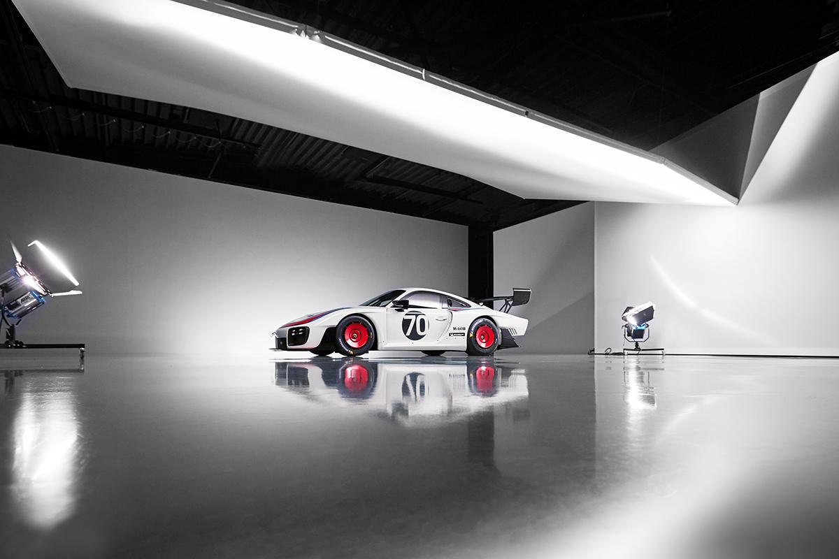Porsche Unveils Limited Edition Porsche 935 for 70th Anniversary