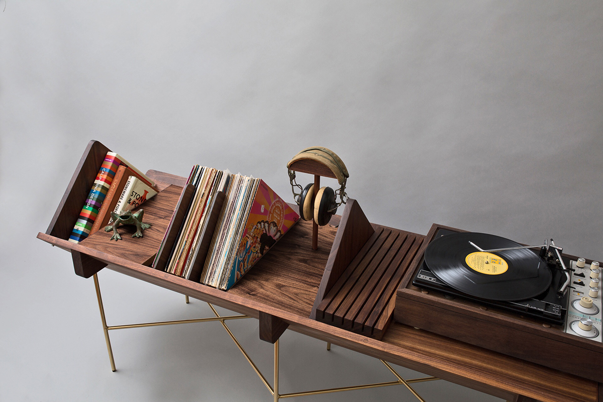 Sitskie Design Studio Launches New Seating Collection and Vinyl Credenza