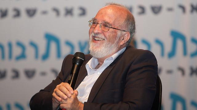 May. Gen. Isaac Ben-Israel (ret.) (Oficina del portavoz del Municipio de Beer Sheva).