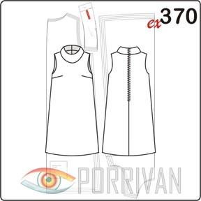Выкройки женских платьев: простые, из трикотажа, нарядные ...