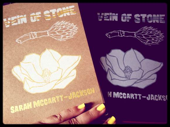 2 covers, Vein of Stone