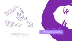 Pray, Pray, Pray by E. Kristin Anderson (cover: Nicci Mechler)