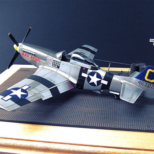 P 51d Mustang Bad Angel 2 500x500