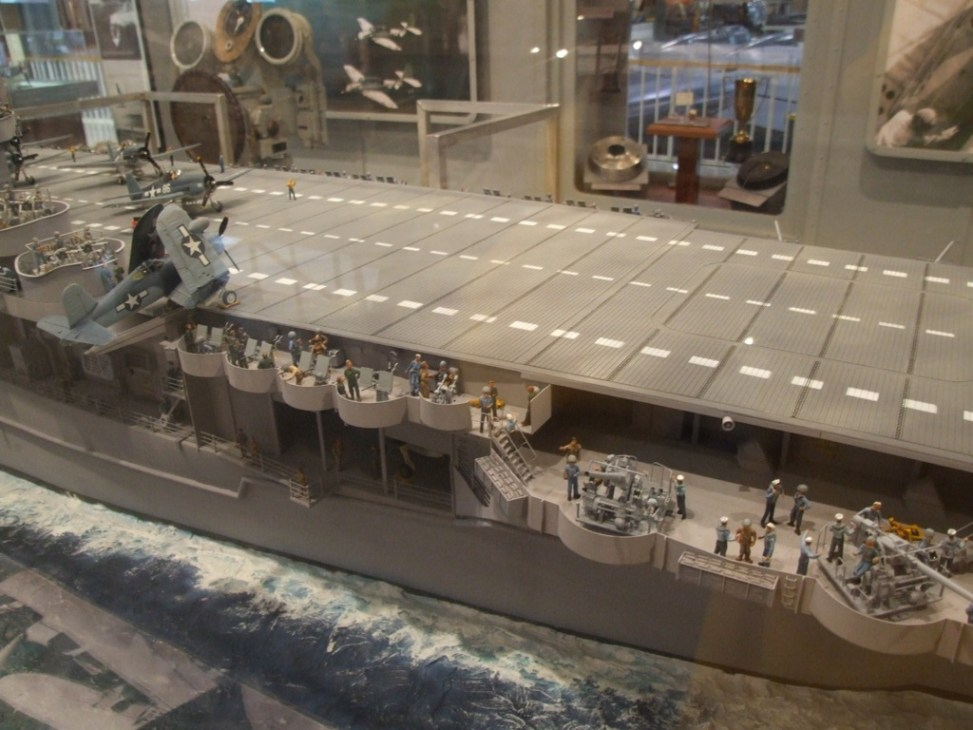 1  72 scale model  uss enterprise cv