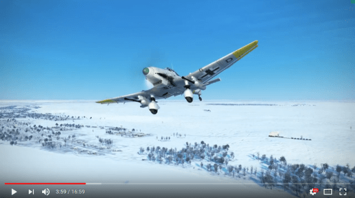 IL-2 Sturmovik Battle of Stalingrad JU-87D