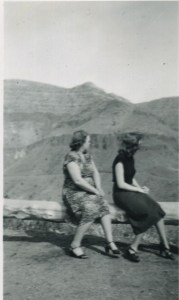 My Grandma and Great-Grandma. Before women could wear shorts?