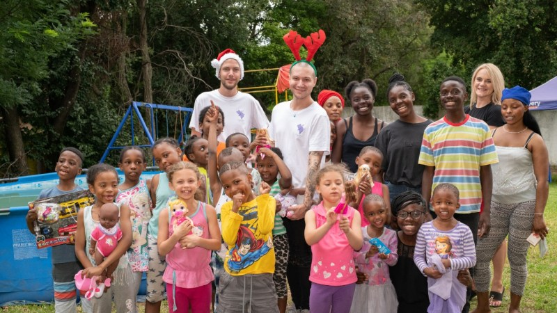 A Christmas wish for beloved Johannesburg children's home