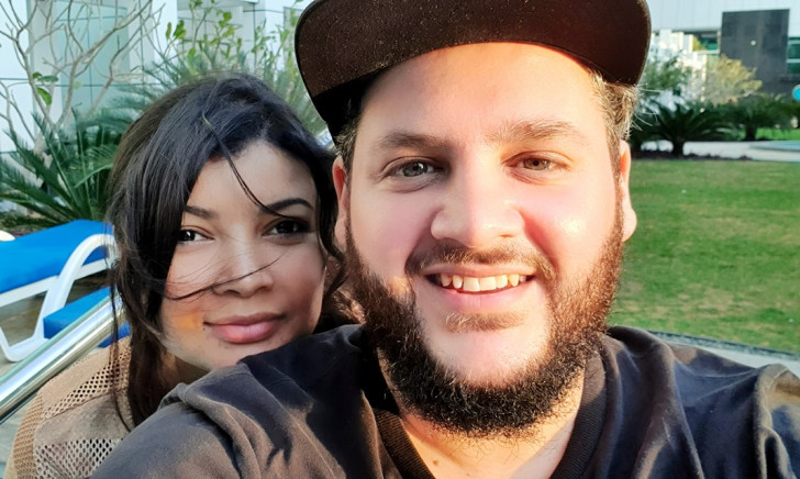 WATCH: Popular DJ makes emotional plea to get sick wife back to South Africa