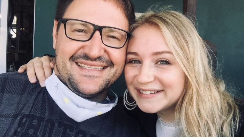 Cape Town swimming coach in recovery after contracting a rare form of meningitis