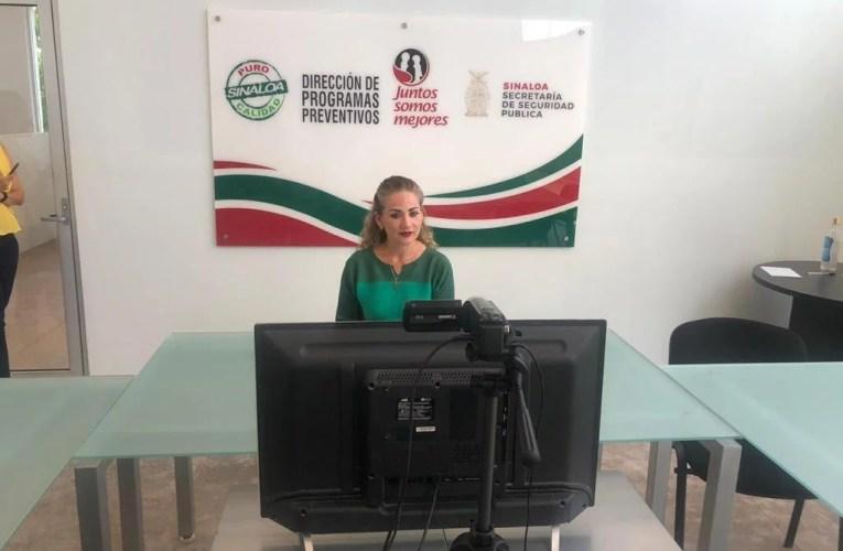 INCIDENCIA DELICTIVA NO DUERME OPERANDO EN REDES SOCIALES: MARIBEL CHOLLET MORÁN.